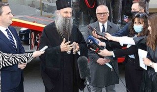 Serbian Patriarch denies reports of cancellation of enthronement in Cetinje