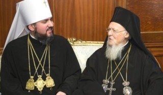 The Patriarchate of Constantinople deceived both itself and other Local Churches, – UOC Chancellor