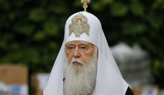 Filaret: the UOC-KP suffers from the raiding of the OCU, carried out with the direct support of the authorities