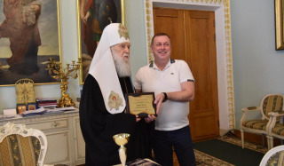 Filaret was included in the top 20 influential personalities in Kyiv