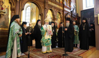 Primate of the Jerusalem Church was thanked for attention to the Ukrainian issue