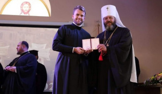 """Representative of the American vicariate of the UOC-KP met with the """"hierarch"""" of the OCU"""