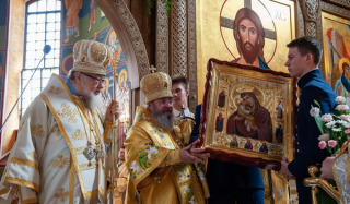 The hierarch of the UOC took part in the consecration of the temple in Poland