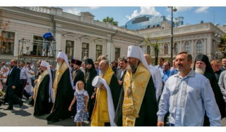 The Сhancellor of the UOC told why the Great Religious Procession to the Day of the Baptism of Rus unites hundreds of thousands of Ukrainian believers in prayer