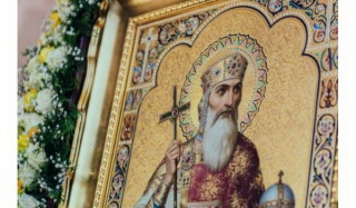 Metropolitan Anthony spoke about the shrines that will arrive in Kiev for the celebrations in honor of the 1033th anniversary of the Baptism of Rus