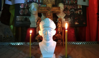 """In Kiev, the OCU held a memorial service for the """"righteous Shukhevych"""""""