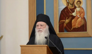 """Hegumen of Xenophon said that there should be a """"single herd"""" of Christians by the decision of the Phanar in Ukraine"""
