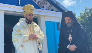 The hierarch of the Church of Cyprus was brought to the Rivne diocese of the OCU