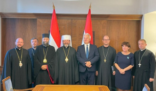 In Hungary, the UGCC will receive a plot of land for a temple