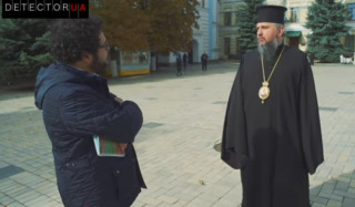 """Dumenko said that the majority in the Lavra """"supports the OCU"""""""