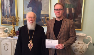 Filaret branches its structure in the USA